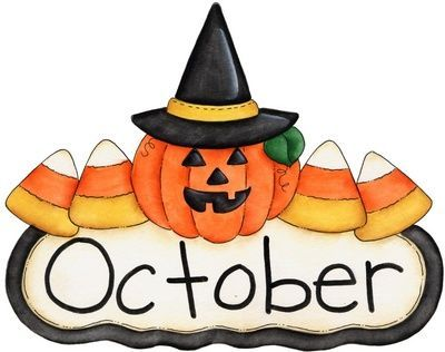 october halloween clipart - Clipground