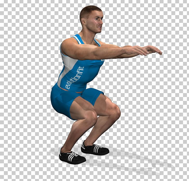 Squat Calf Physical Fitness Thigh Shoulder PNG, Clipart.