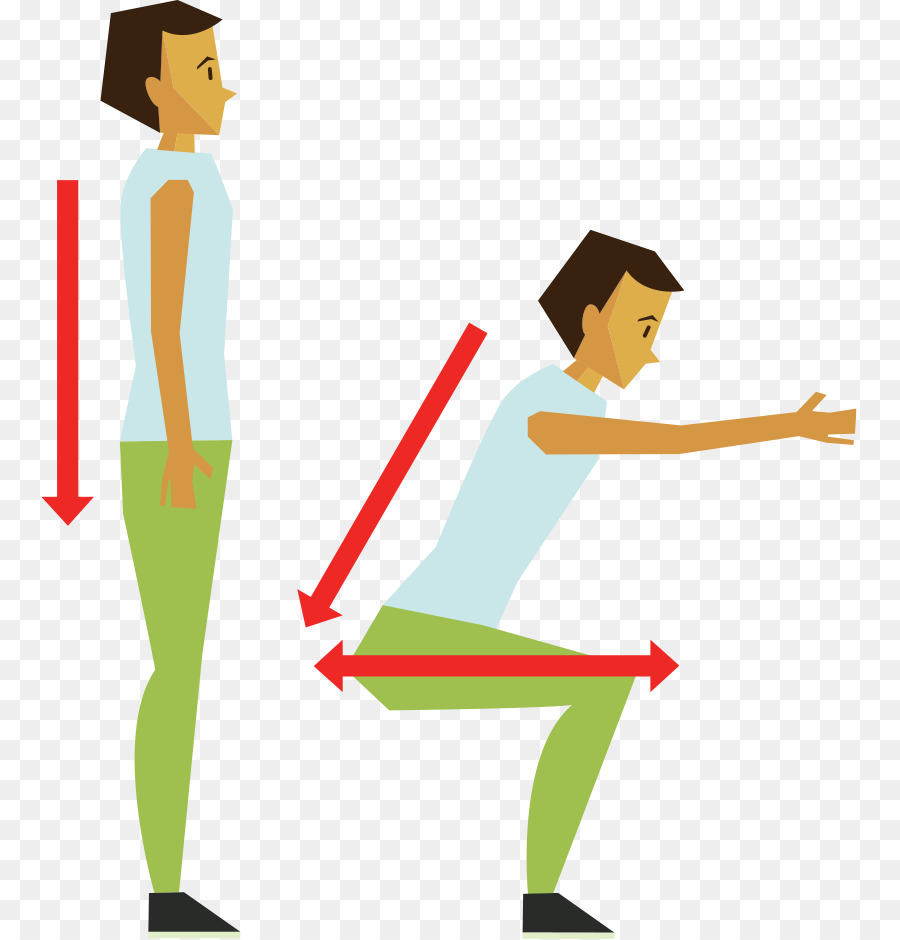 Fitness Cartoon clipart.