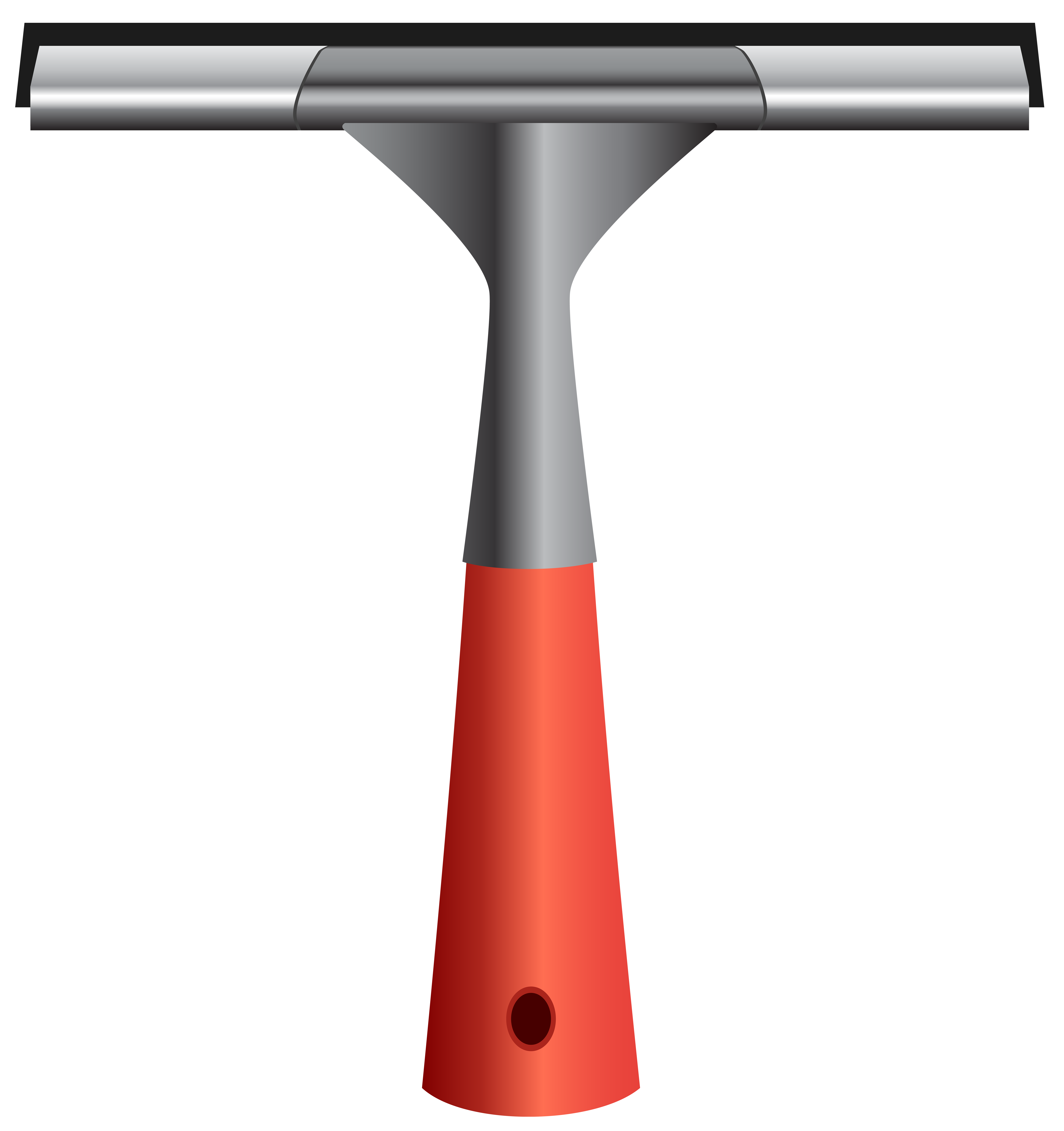 Squeegee PNG Clip Art Image.