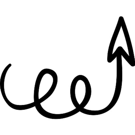 Squiggly arrow clipart 5 » Clipart Station.