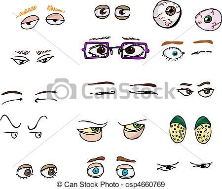 Squint Vector Clip Art Illustrations. 211 Squint clipart EPS.