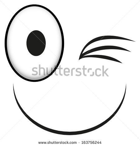 Blinking Eye Stock Images, Royalty.