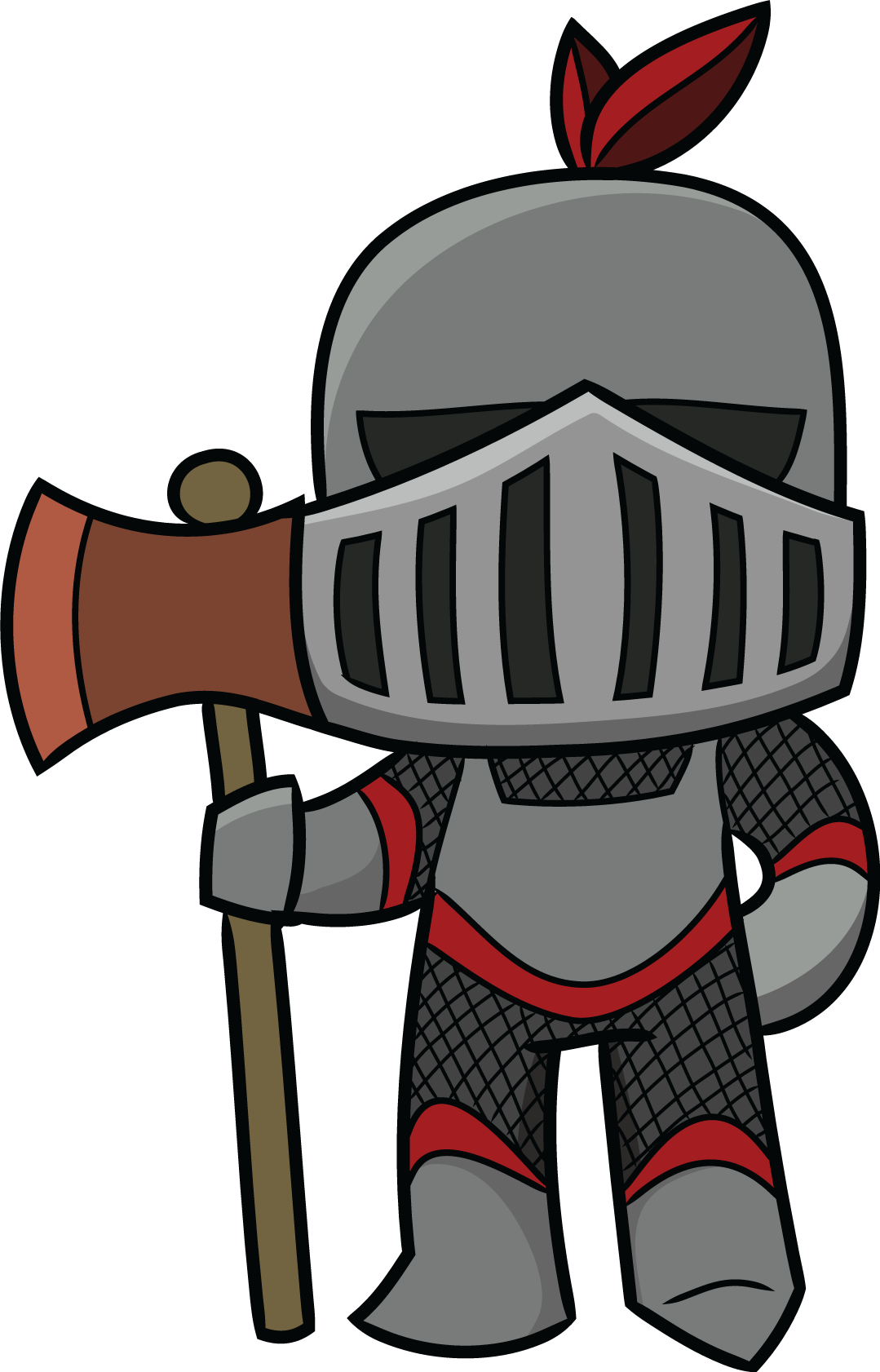 Knights Clipart.