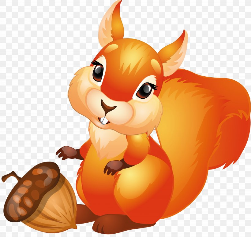 Red Squirrel Tree Squirrels Clip Art, PNG, 8165x7730px, Red.