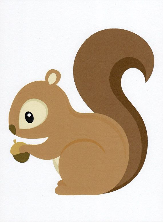 Free Woodland Squirrel Cliparts, Download Free Clip Art.
