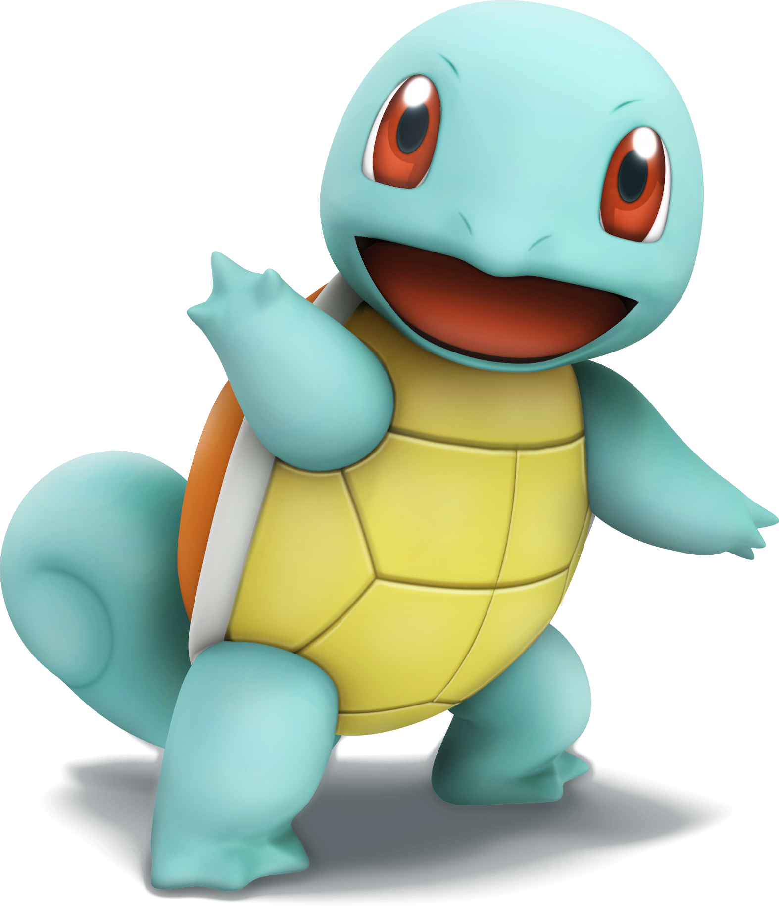 Squirtle PNG High.