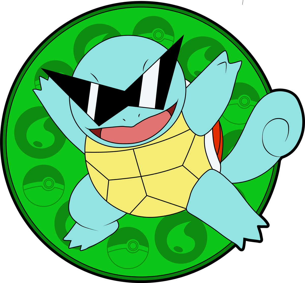 Squirtle Squad.