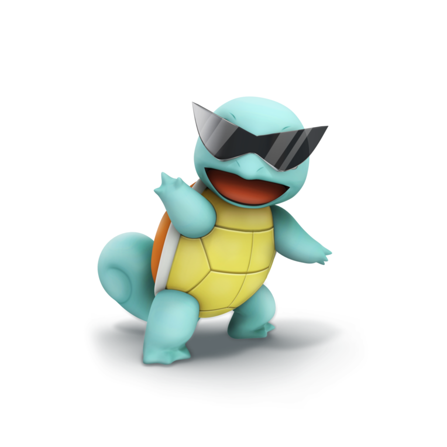 Squirtle squad png 5 » PNG Image.