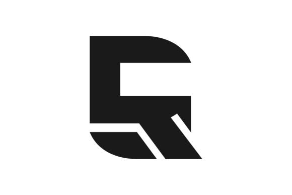 Initial Letter S R Logo Designs Inspiration, Vector Illustration.