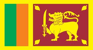 Sri Lanka Flag Logo Vector (.AI) Free Download.