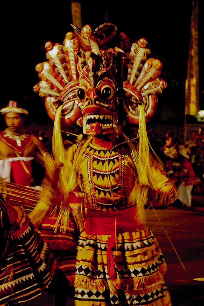 Culture in Sri Lanka.