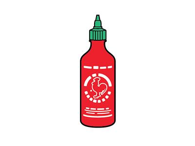 Sriracha Vector at GetDrawings.com.