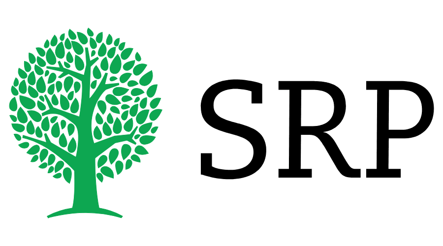 Structured Retail Products (SRP) Vector Logo.