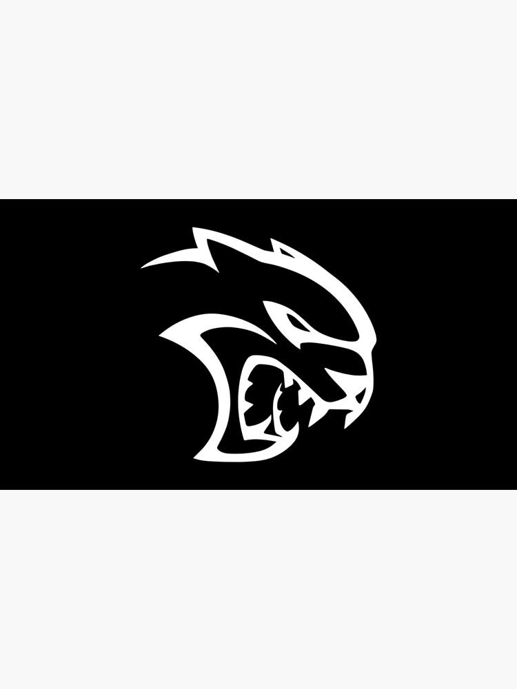 Dodge SRT Hellcat Logo.