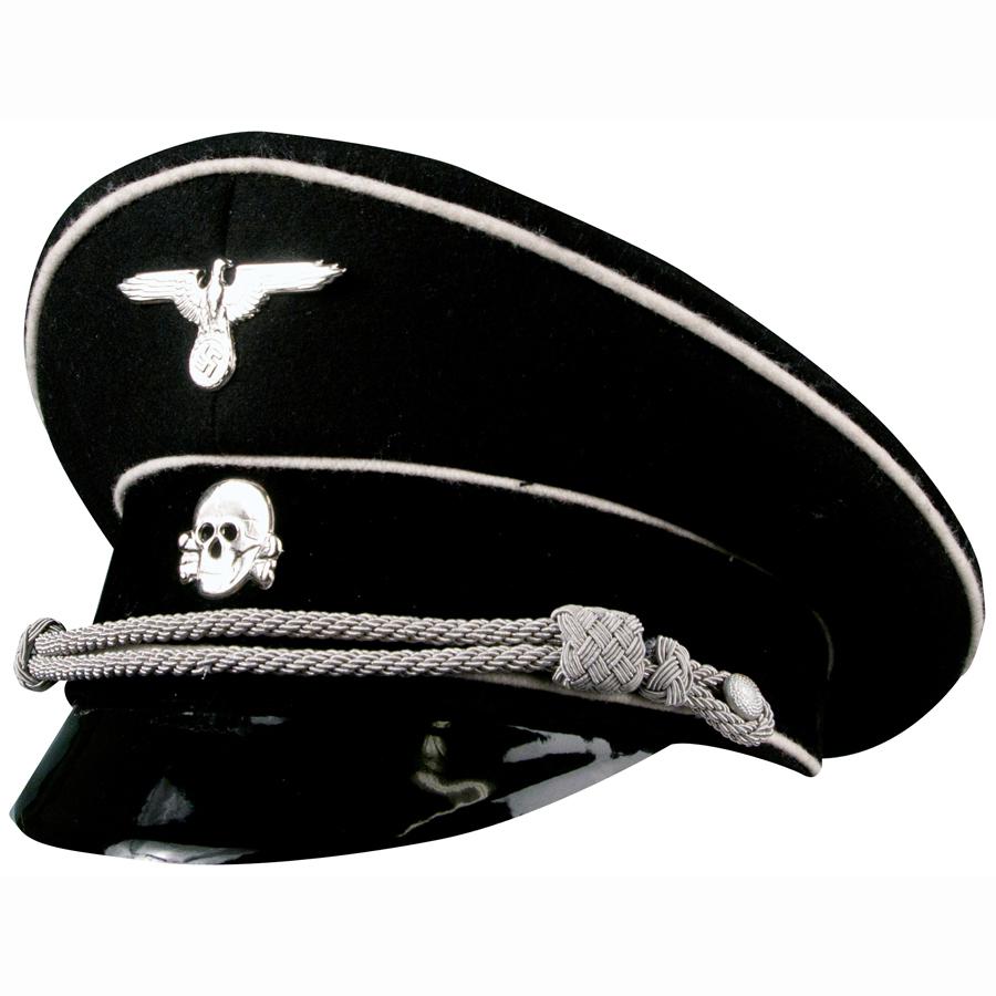 Download Free png German Third Reich Allgemeine SS Officer.