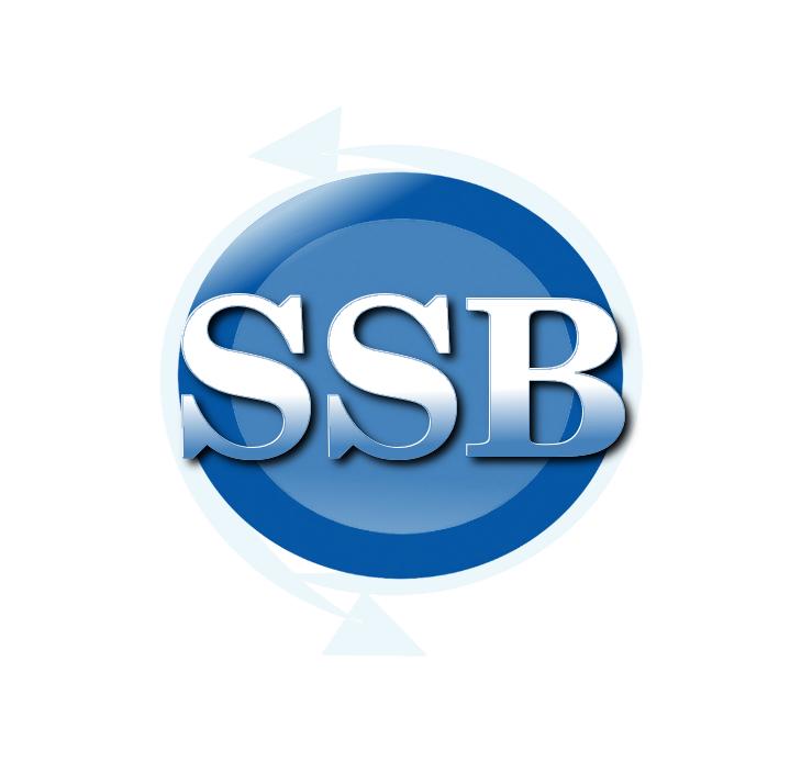 Modern, Bold, Advertising Logo Design for SSB by darshana.