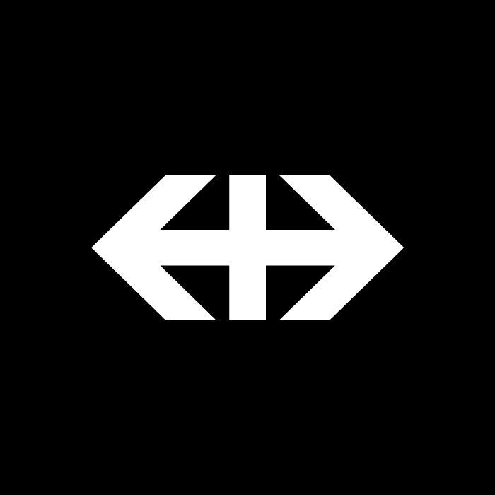Schweizerischen Bundesbahnen (SSB) by Hans Hartmann. (1972.