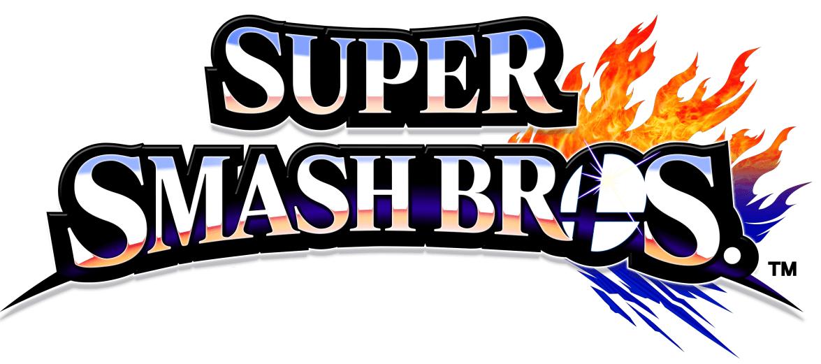 Super Smash Bros. Font.