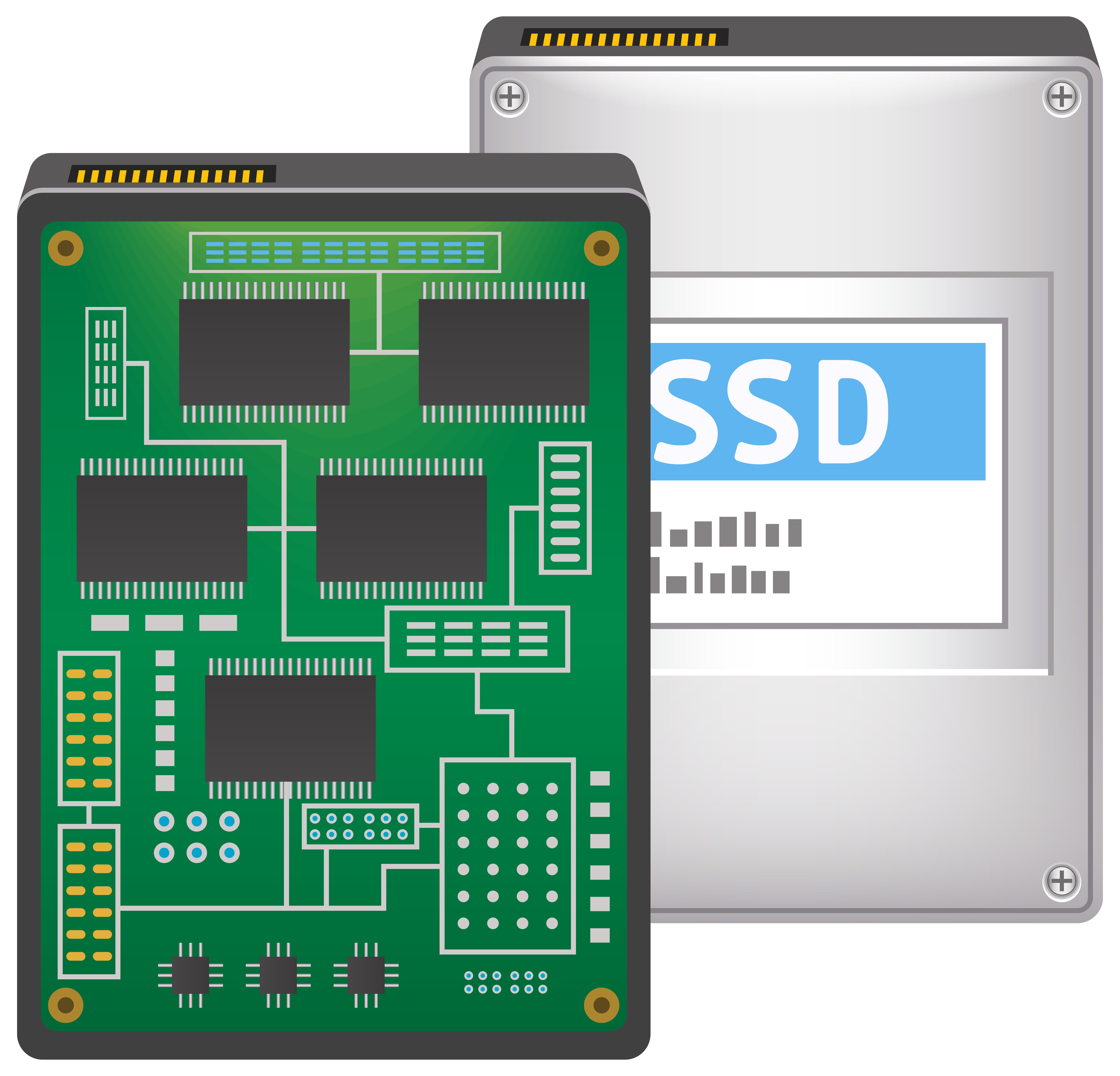 Solid State Disk SSD PNG Clipart.