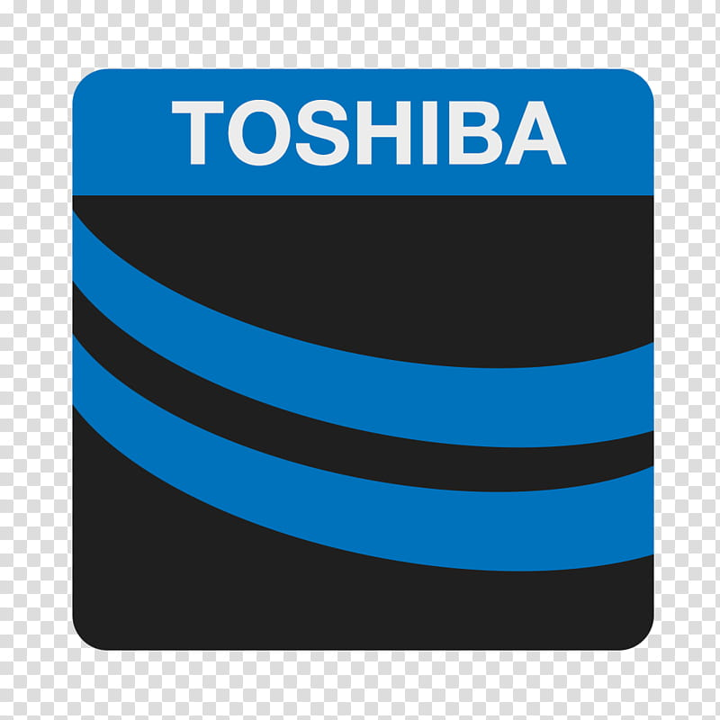 Flader Crazy icons for HDD SSD and USB, Toshiba EX blue.