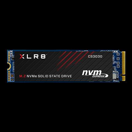 CS3030 M.2 NVMe SSD.