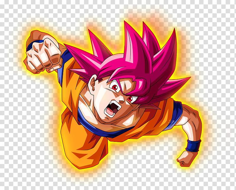 SSG Goku X One Piece DX transparent background PNG clipart.