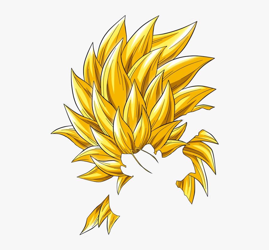 Dragon Ball Z Clipart Silhouette.