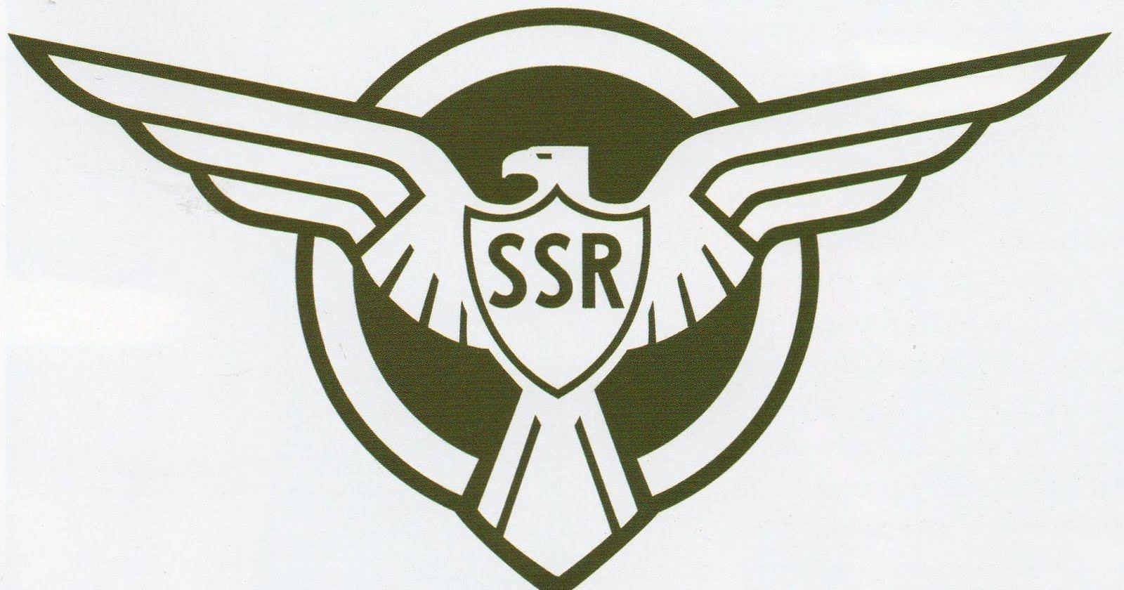 SSR Logo in 2019.