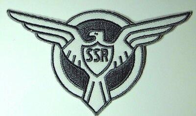 Marvel Comics AGENT CARTER Eagle SSR Logo Costume Embroidered 4.5\