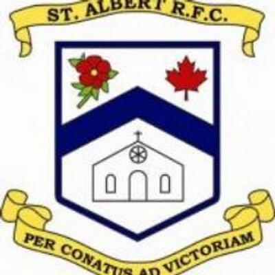 St.Albert Rugby Club (@StAlbertRugby).