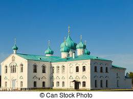 Pictures of Churches of the Transfiguration St. Alexander of Svir.