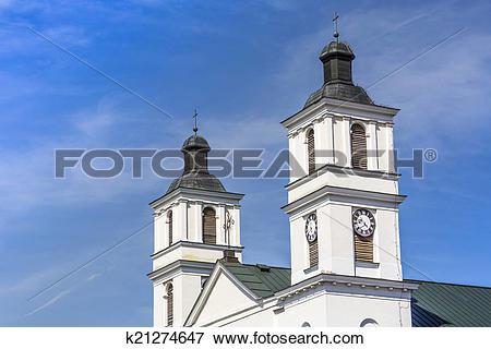 Picture of Church of St. Alexander in Suwalki. Poland k21274647.