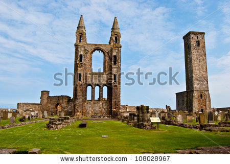 St Andrews Stock Photos, Royalty.