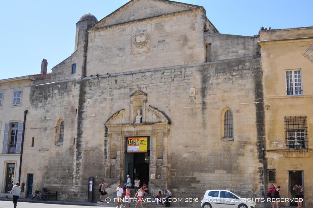 St. Anne Chapel.