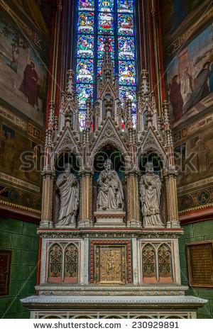 St Annes Chapel Stock Photos, Royalty.