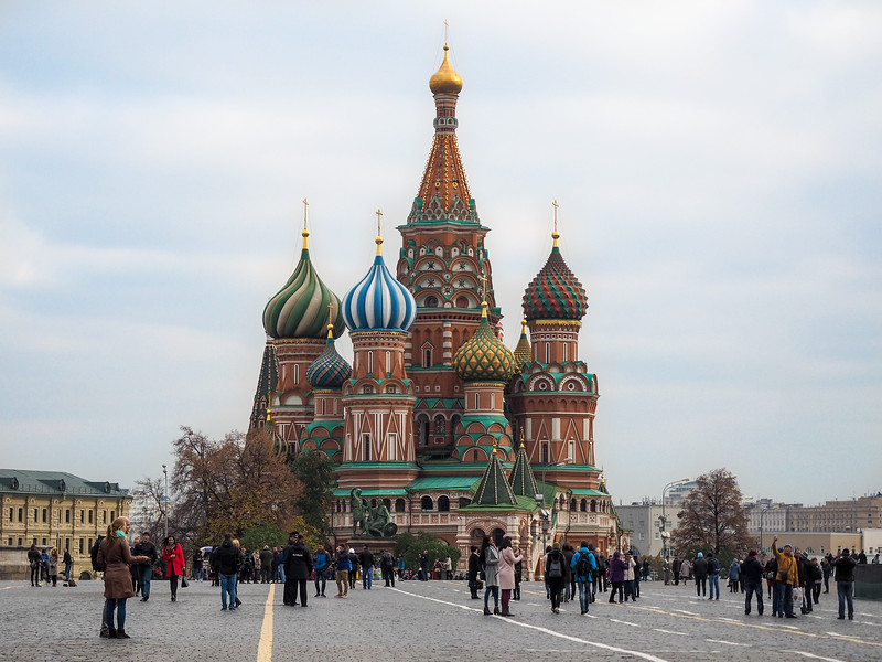 Things That Surprised Me About Traveling to Russia for the First Time.