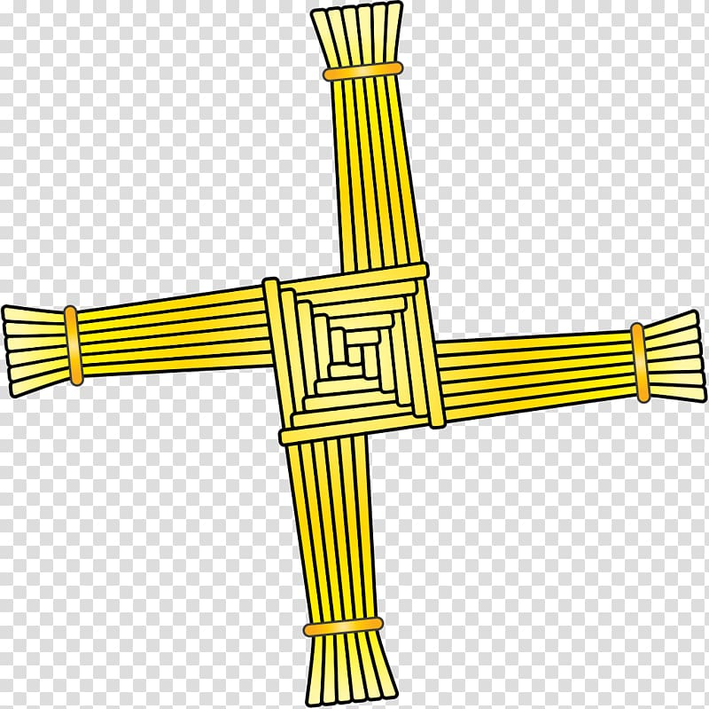 Brigid\\\'s cross Christian cross Imbolc, cross transparent.