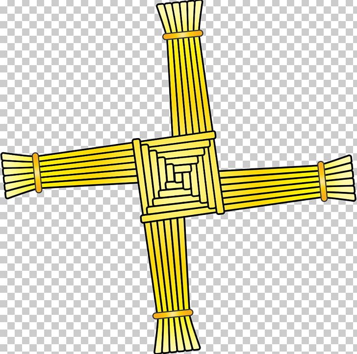 Brigid\'s Cross Christian Cross Imbolc PNG, Clipart, Angle.
