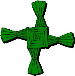 St Brigids / Bridgets Cross.