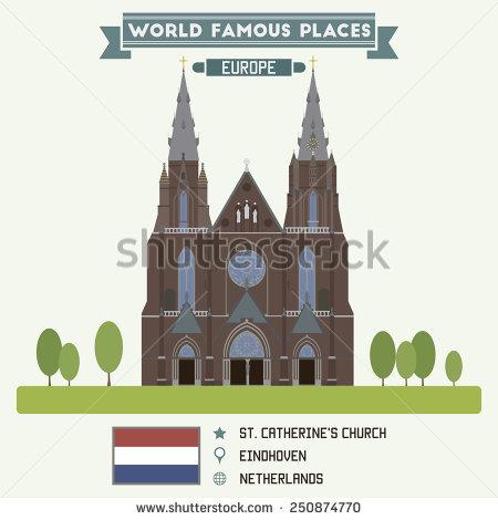 Eindhoven Netherlands Stock Vectors & Vector Clip Art.