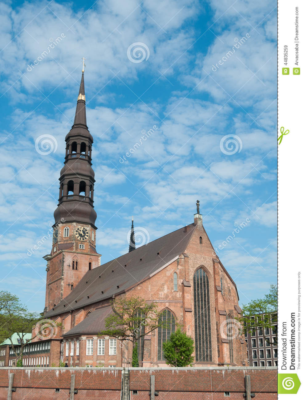 St. Catherine Church.