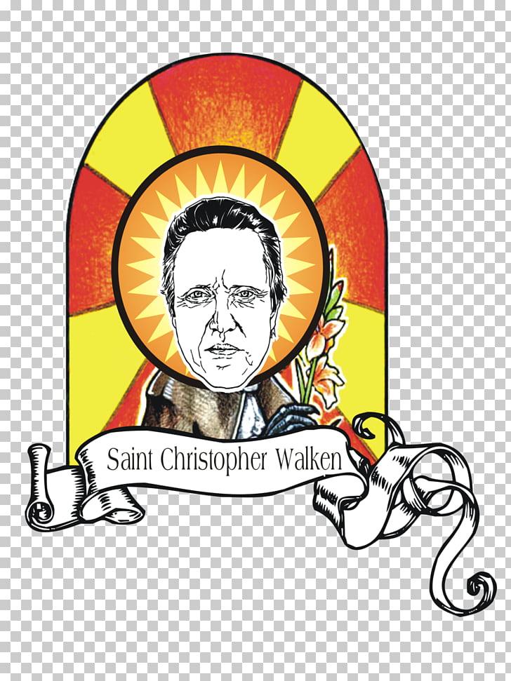 Letterhead Deer Logo Art, st christopher PNG clipart.