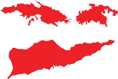 U.S. Virgin Islands.