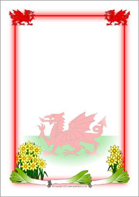 St. David\'s Day 1st March.