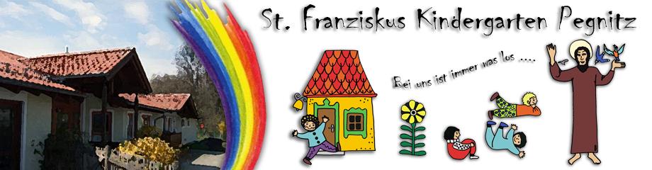 St. FRANZISKUS KINDERGARTEN PEGNITZ  hier ist immer was los !.