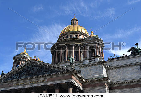 Stock Photography of St. Isaac's Cathedral, k9818511.