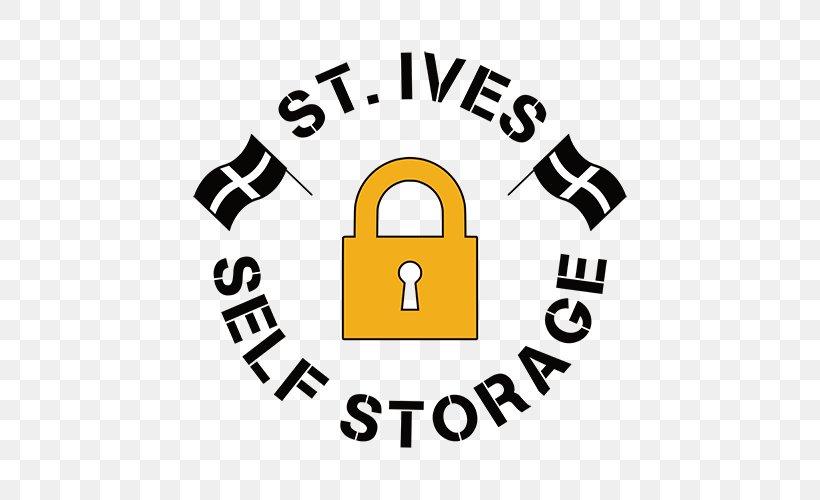 St Ives Self Storage West Cornwall Logo Clip Art Padlock.