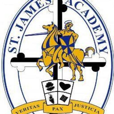 St. James Academy (@GoStJames).