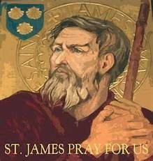 Saint James Clip Art.